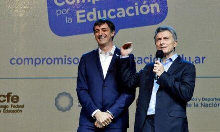 En qué se basa Macri para decretar el fin de la Paritaria Salarial Docente