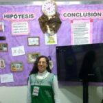 <h6> Entrevista a Rubén Rojas </h6> Cronograma de Feria de Ciencias y Curso de elaboración de proyectos