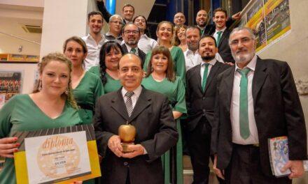 <h6>XII Festival y Concurso Internacional CANTEMUS- Hungría</h6> SAN JUAN PREMIADO EN LA MÚSICA CORAL INTERNACIONAL