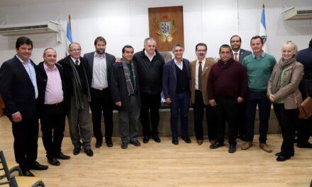<h6>Prácticas Profesionalizantes</h6> Convenio entre la Escuela Boero y la Municipalidad de la Ciudad de San Juan