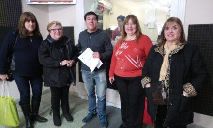 <h6>Gracias a la Liga de Madres de Familia de San Juan</h6>Premio Santa Clara de Asís para Carlos Quevedo