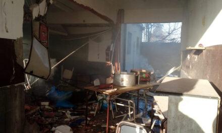<h6>BUENOS AIRES</h6> Tragedia en una escuela: explotó una garrafa y murieron dos personas