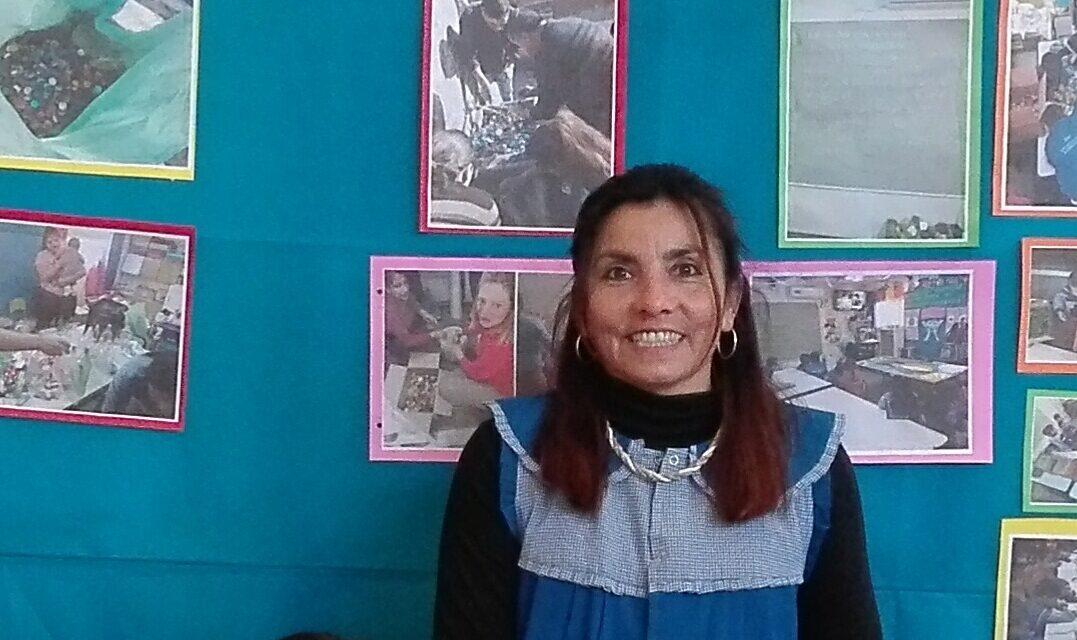 """Elsa Raquel Varela, con 22 años de trayectoria, es la """"Maestra ilustre 2018"""""""