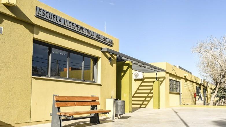 <h6>Será el lunes 17 de septiembre</h6> Inaugurarán la ampliación y refuncionalización de la Escuela Independencia Argentina