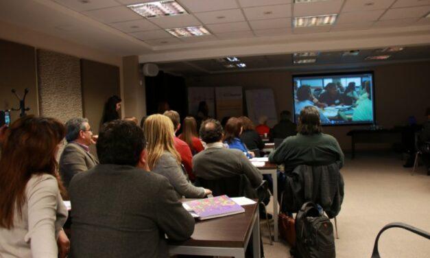 <h6>Fundación BSJ: Programa Líderes para el Aprendizaje</h6> Profesionales de la Universidad de San Andrés capacitaron a directores de escuelas estatales