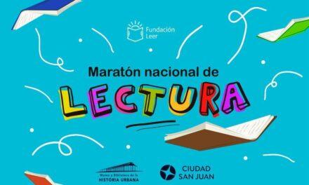 <h6>Audio: Belén Roca</h6> Maratón Nacional de Lectura en el Museo de la Historia Urbana