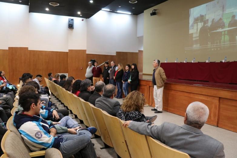 Comenzaron las Olimpíadas 2018 de Escuelas Técnicas y Agrotécnicas