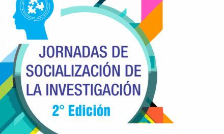 Jornadas Socialización de la Investigación en la FACSO