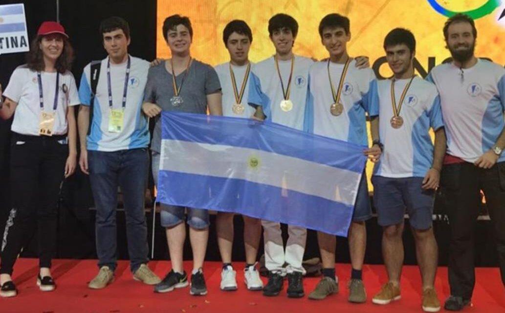 Argentina consiguió el primer puesto en la Olimpíada Iberoamericana de Matemáticas