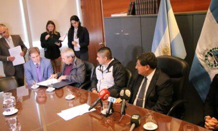 Educación firmó dos nuevos convenios para la realización de prácticas profesionalizantes