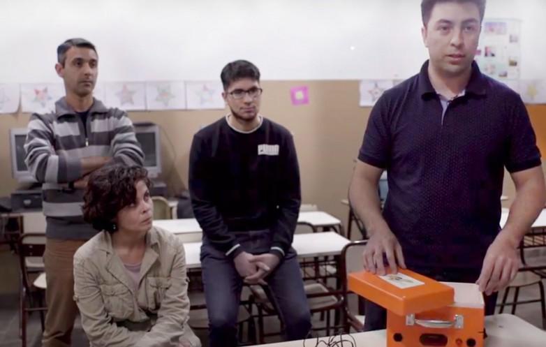Alumnos del CENT N°18 diseñaron y produjeron un sistema para situaciones de emergencia