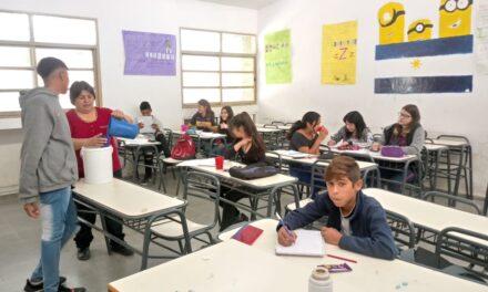 Plan de Recuperación de Materias para estudiantes secundarios