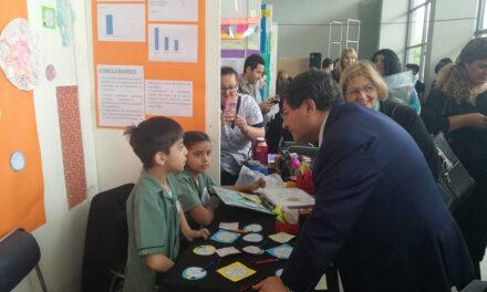 Un centenar de proyectos se expusieron en la Feria Provincial de Innovación Educativa