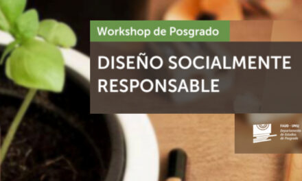 "Workshop ""Diseño Socialmente Responsable"""