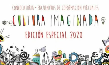 El CFI convoca a participar de Cultura Imaginada 2020
