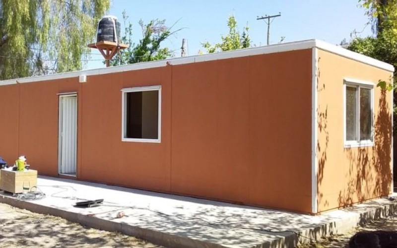 Porteros tendrán módulos habitacionales confortables y completamente equipados