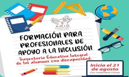 ARID: Curso DAI con aval de Educación y Desarrollo Humano