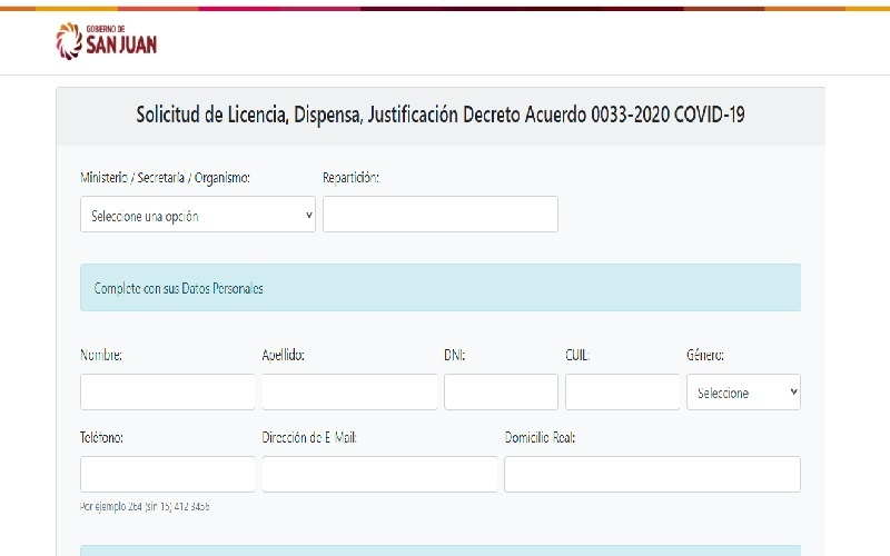 Licencias COVID 19 para docentes: Solicitud y decretos 0033 y 0043