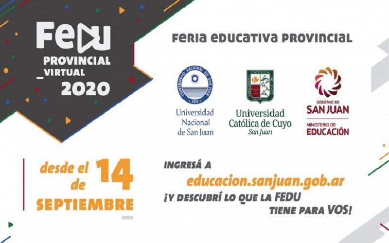 Quedó habilitada la Feria Educativa Provincial online
