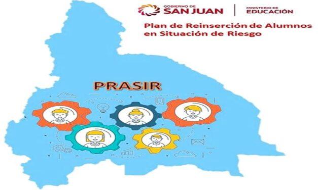 PRASIR convoca a inscripción a tutores para fortalecimiento educativo secundario