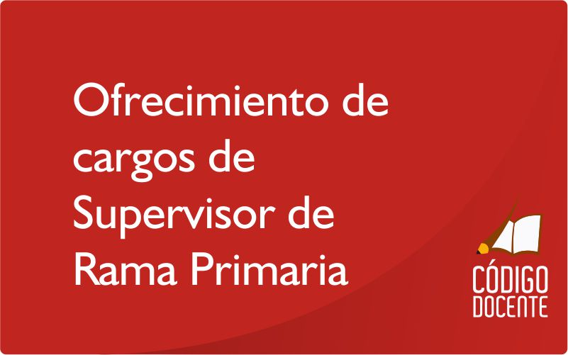 Acto de ofrecimiento de cargos de Supervisor de Rama Primaria