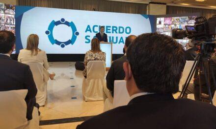La articulación de educación y trabajo es política de Estado en San Juan