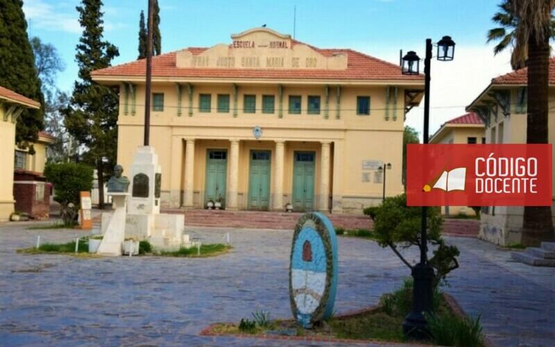 El Colegio Normal de Jáchal fue declarado Monumento Histórico Nacional