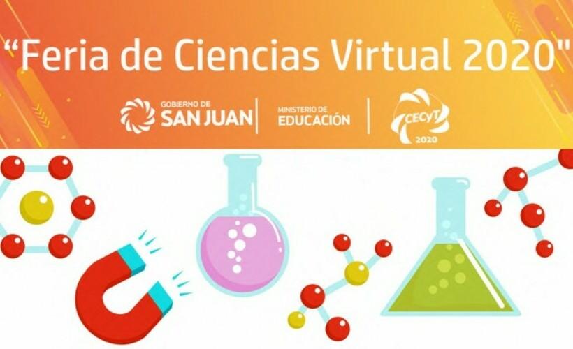Se extendió el plazo de inscripción en la Feria Virtual de Ciencias 2020