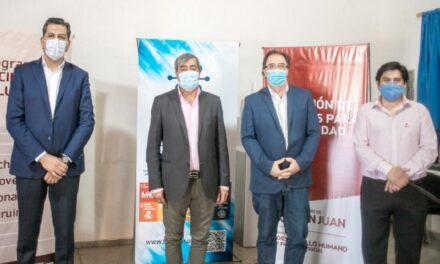 Calingasta cuenta con el primer Centro de Conocimiento Social Inclusivo en la provincia