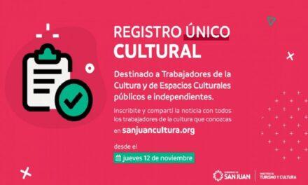 Cultura comienza a registrar formalmente a los trabajadores del sector