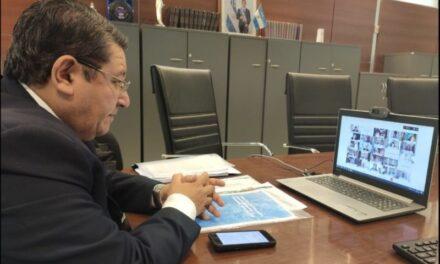 San Juan participó de la asamblea Nº 100 del Consejo Federal de Educación