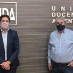 UDA: Trotta confirmó la convocatoria a paritaria docente