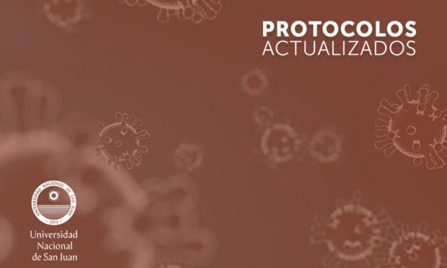COVID: Protocolos y medidas vigentes