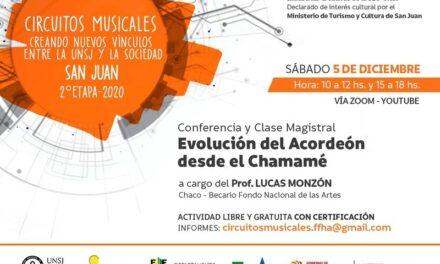 Evolución del Acordeón desde el Chamamé