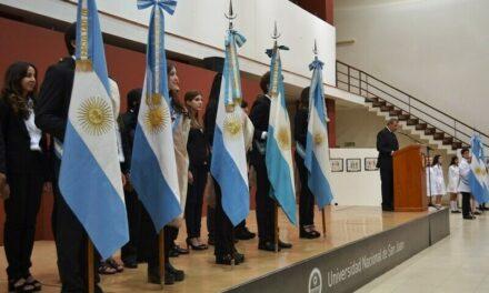 Ya hay nuevos Cuerpos de Bandera