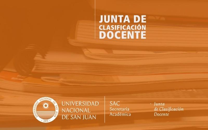 UNSJ: Listados provisorios para interinatos y suplencias en los Institutos Pre Universitarios