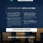 <h6>Convocatorio abierta hasta el 6 de Abril</h6><h1>Premio FGP a la Innovación Educativa</h1>