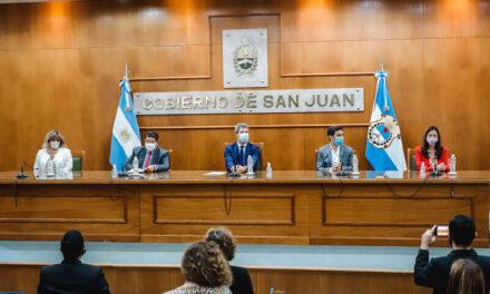 <h6>El lunes</h6><h1>El gobernador presentó la Tecnicatura en Gestión de la Producción Agropecuaria y Agroindustrial para San Martín</h1>