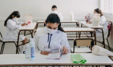 <h6>Coronavirus</h6><h1>Cuidar Escuelas: los datos confirman que es baja la incidencia de contagios en instituciones educativas</h1>