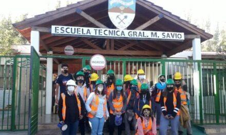 <h6>Ubicada en Calingasta</h6><h1>San Juan es pionera: ya cuenta con la primera Mina Escuela del país</h1>