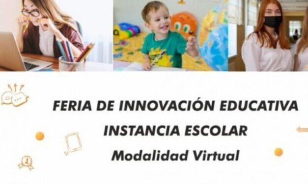 <h6>Inscripción desde hoy</h6><h1>Convocan a docentes y estudiantes a inscribirse en la Feria Virtual de Innovación Educativa</h1>